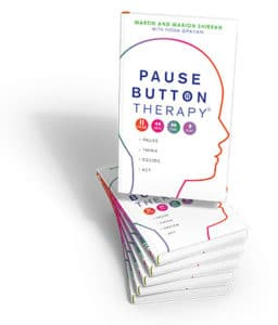 The Pause Button Therapy Book